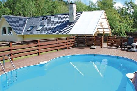 dejligt roligt sommerhus med pool - Ebeltoft - House