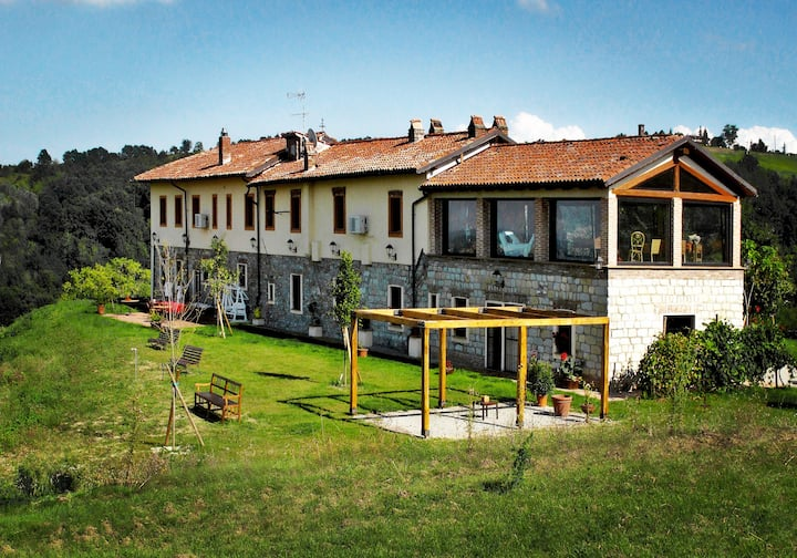 """Tenuta il Galletto"" Country House in Monferrato"