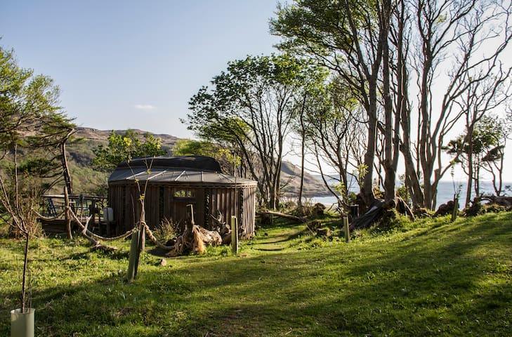 Kittiwake Camping Hut