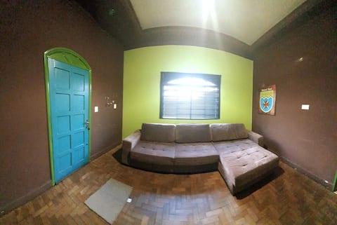 Escritório + estadia confortável no Centro da city