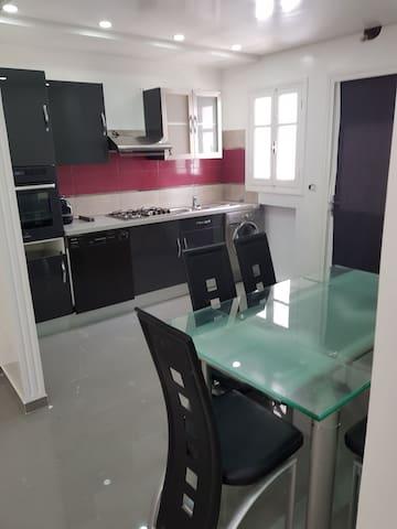 Superbe et grand appartement  à Sousse