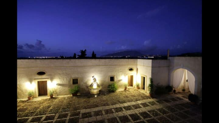 Baglio Ingardia Fontanasalsa country resort