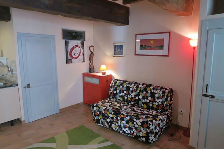 Monolocale Antico Borgo - Collevalenza - Lägenhet