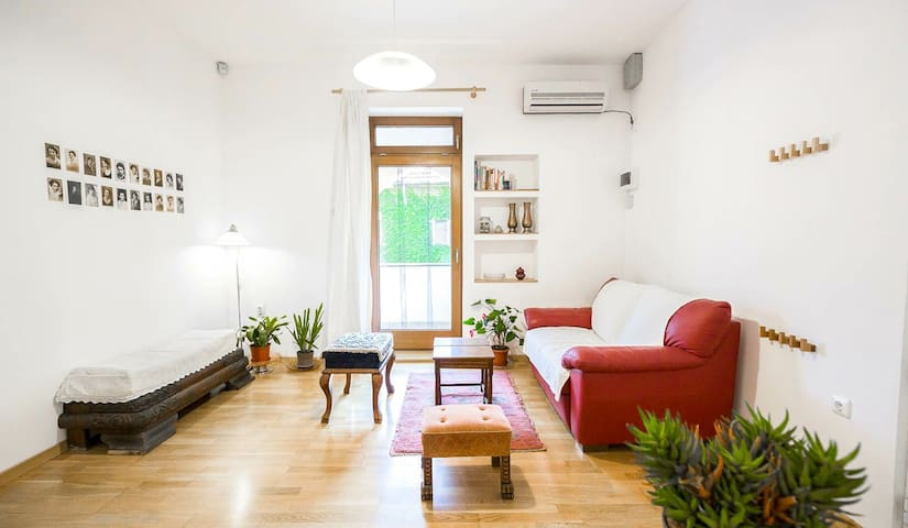 Live and work in your home near Victoriei Square