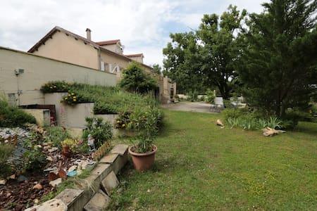 Maison de 170 m2 piscine et terrasse - Trespoux-Rassiels