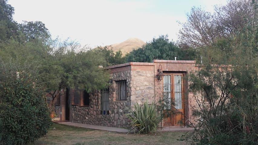 Cabañas El Antiguo Refugio
