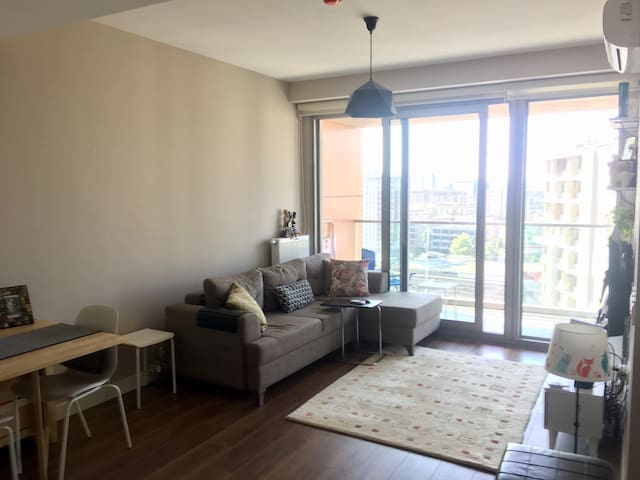 Fantastic Flat with Pool in the Center of Istanbul