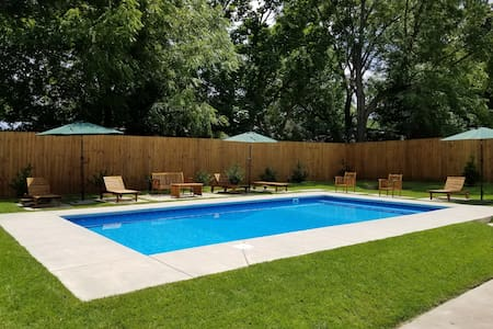 Charming Nashville Home - Beautiful Pool - Monthly