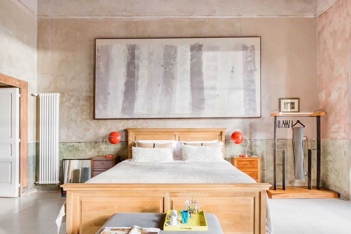 Trotula Charming House - Dimora Storica dal Design Contemporaneo con Vista Mare