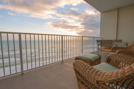 Emerald Coast Tides at Tops'l Beach Front Retreat