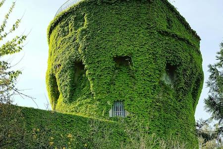 """""""Torre del Tusciano"""" vicino Salerno - Battipaglia - House"""