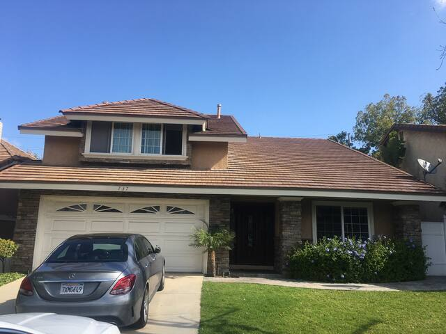 Beautiful home in Placentia! Close to freeways!