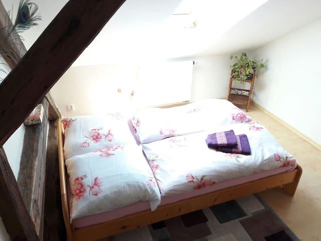 New cozy room in Girls' heaven