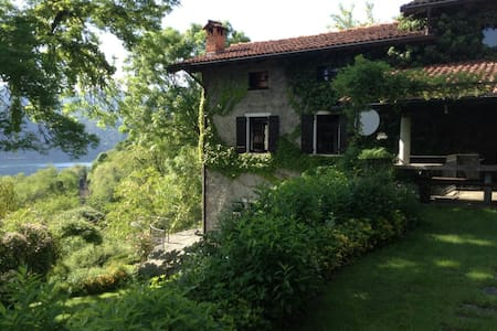 Paradise with garden and lake view - Maison