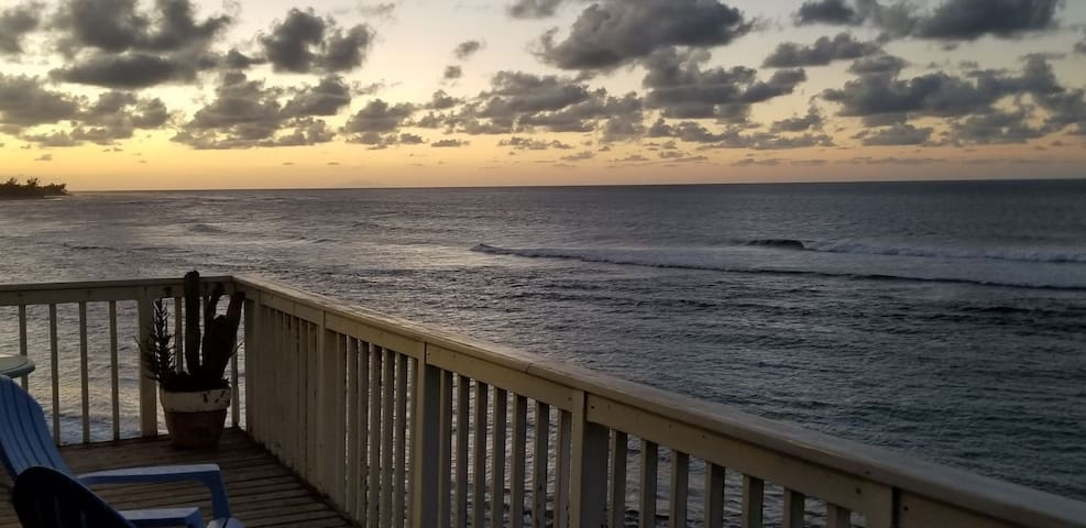 Shacks Beachfront Spectacular View