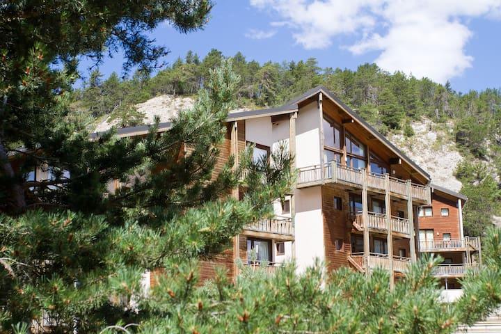 Appartement joli et authentique, avec balcon ou terrasse