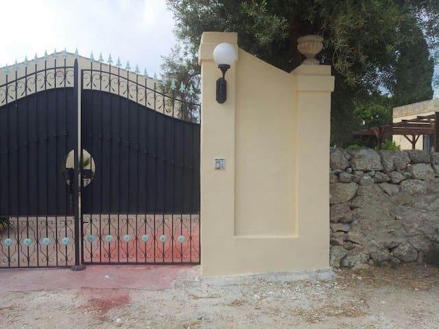 ingresso caseggiato
