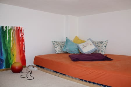 cozy room in shared flat - Hildesheim - Apartament
