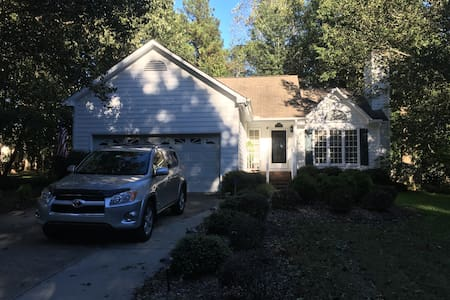 Nice Home -Private Room- Minutes From Everything!! - Raleigh