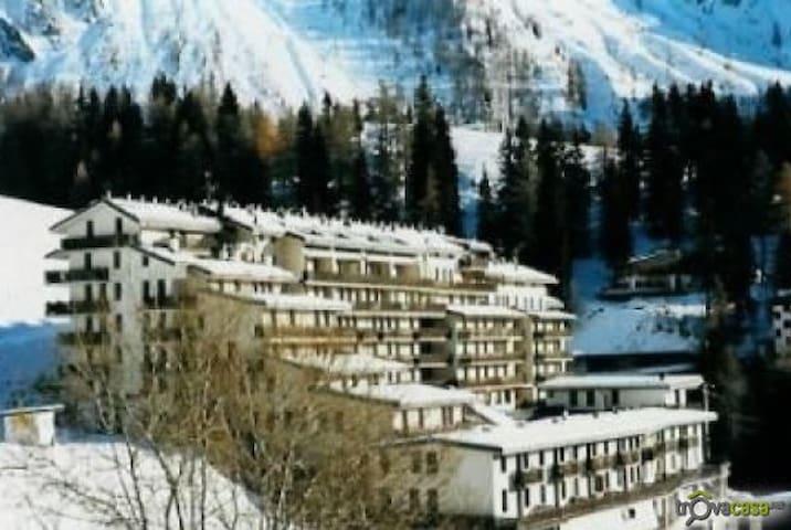 Appartamento in alta montagna
