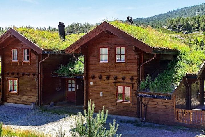 7 personas casa en VRÅDAL