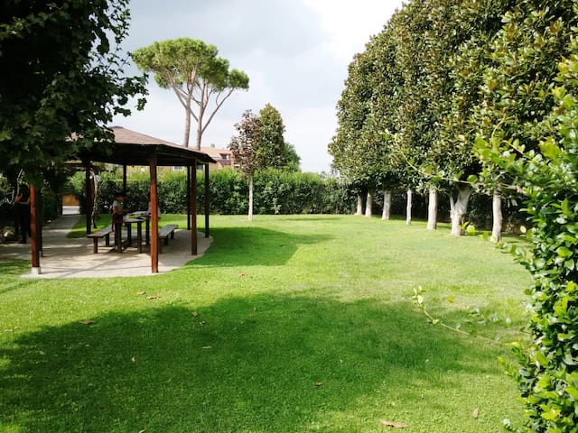 Pit Stop in Villa a Roma-Aeroporto di Ciampino