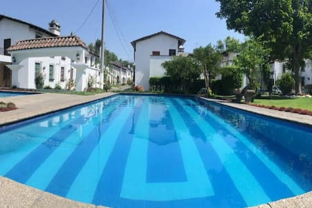 Great Location, Pool & Terrace - Ensuite Double Rm - Antigua Guatemala - Haus