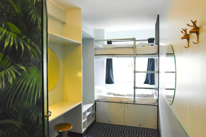 Private Twin Room Ensuite