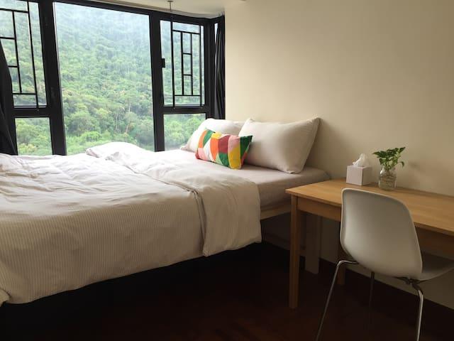 Spacious room HK island