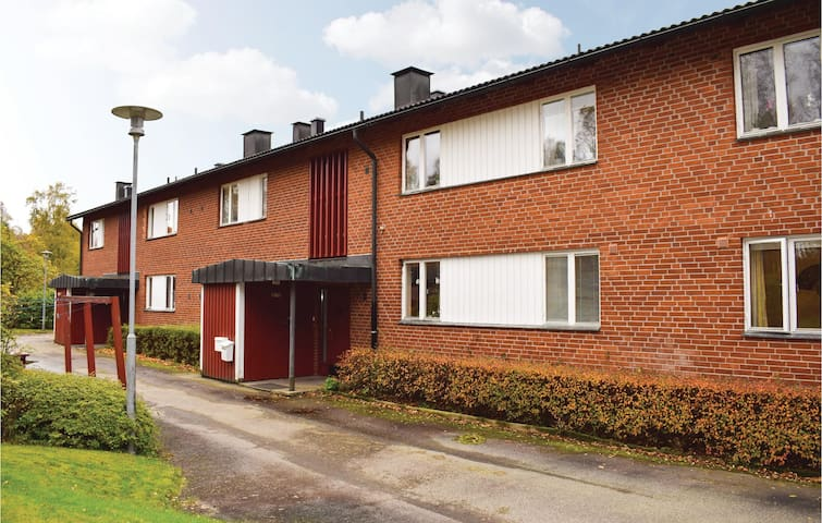 Holiday apartment with 2 bedrooms on 88m² in Hyltebruk