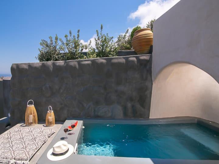 Ρηνεία - Outdoor Hot Tub