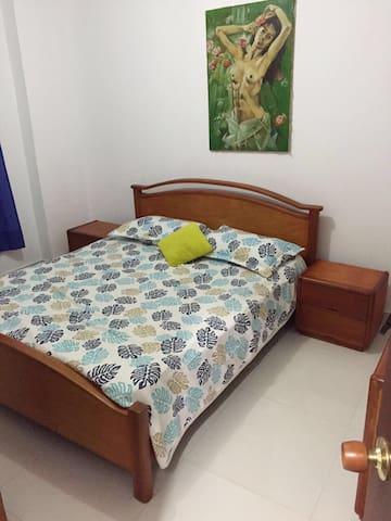 Habitación doble - hogar - Valledupar  - Flat