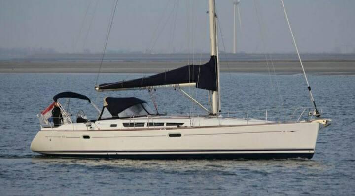 Sailing yacht with a captain Ibiza Formentera