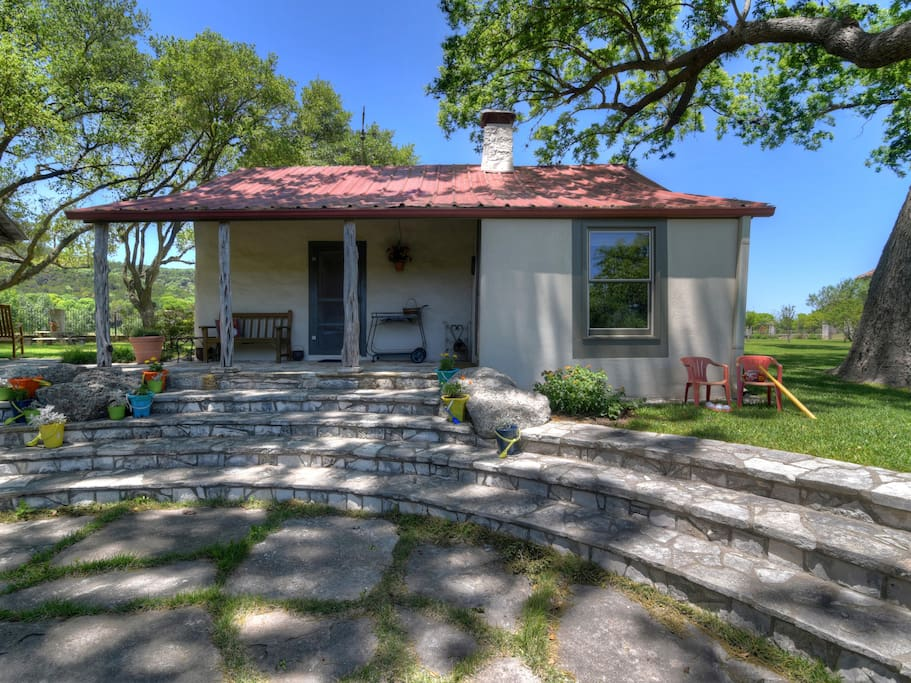 Cypress Falls Sunday House