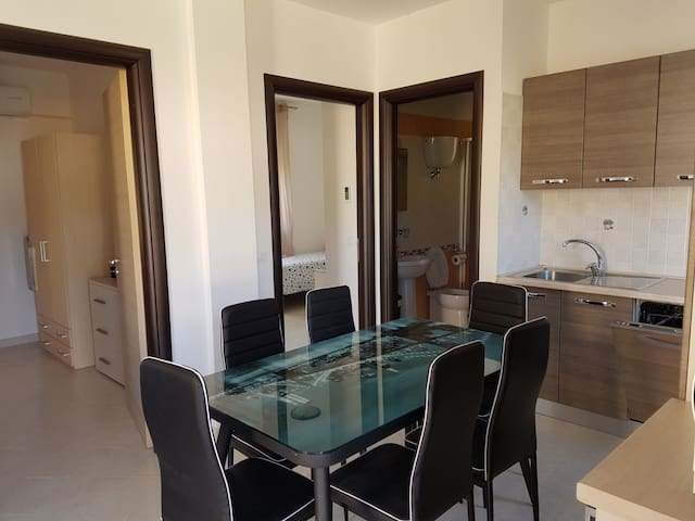Two-bedroom apartment in Pizzo Beach Club - Contrada Difesa II