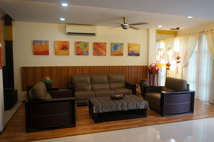 Greenview Vacation Home - George Town - Bungalow