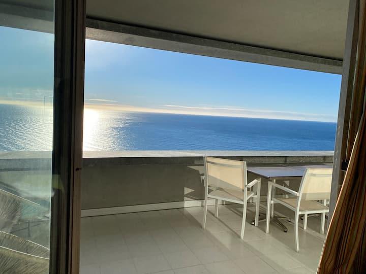 Residence Costa Plana- Cap d'ail- Apt 143