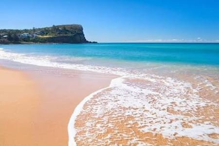 A Perfect Outlook in Bilgola - Bilgola Beach