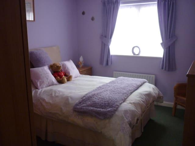 Dble room, private bath, breakfast - Lincolnshire - Casa