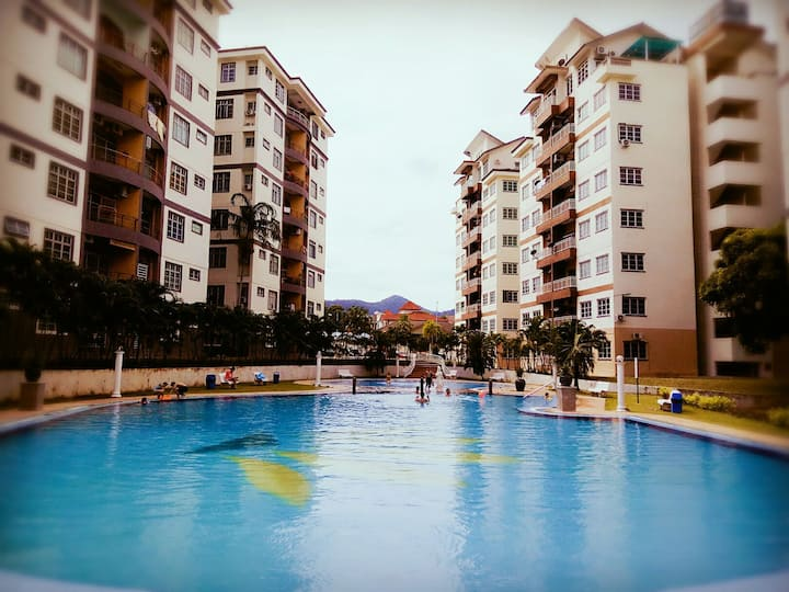 New City Home Stay Ipoh.    @ Jelapang