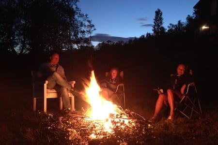 Perfekt utgangspunkt for Finnmarksferien.