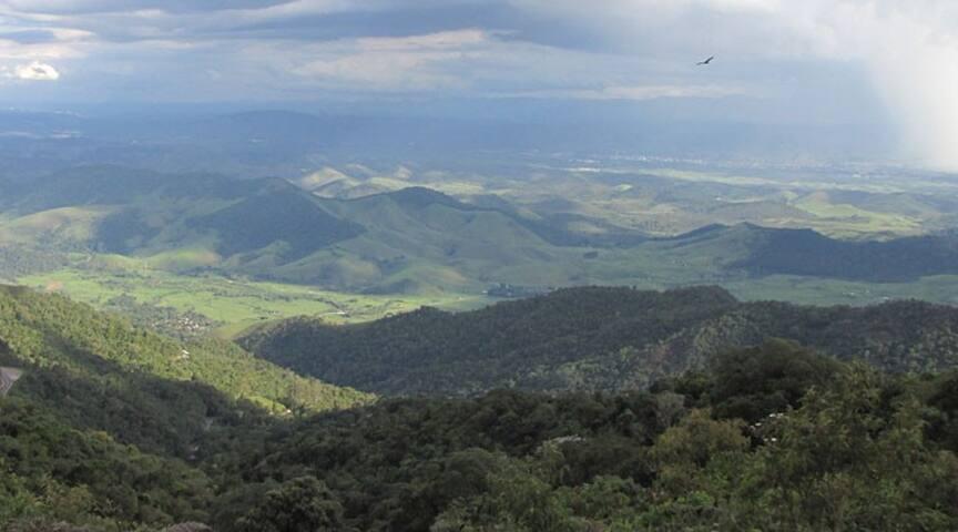 Casa da Hora na Montanha - Bocaina de Minas