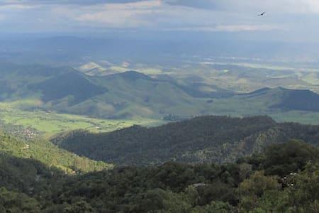 Casa da Hora na Montanha - Bocaina de Minas - 一軒家
