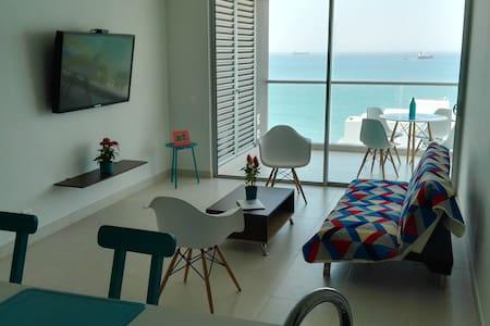 Hermoso Apartamento con la mejor vista - Santa Marta - Wohnung