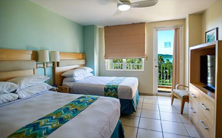 Aquarius Vacation Club Studio