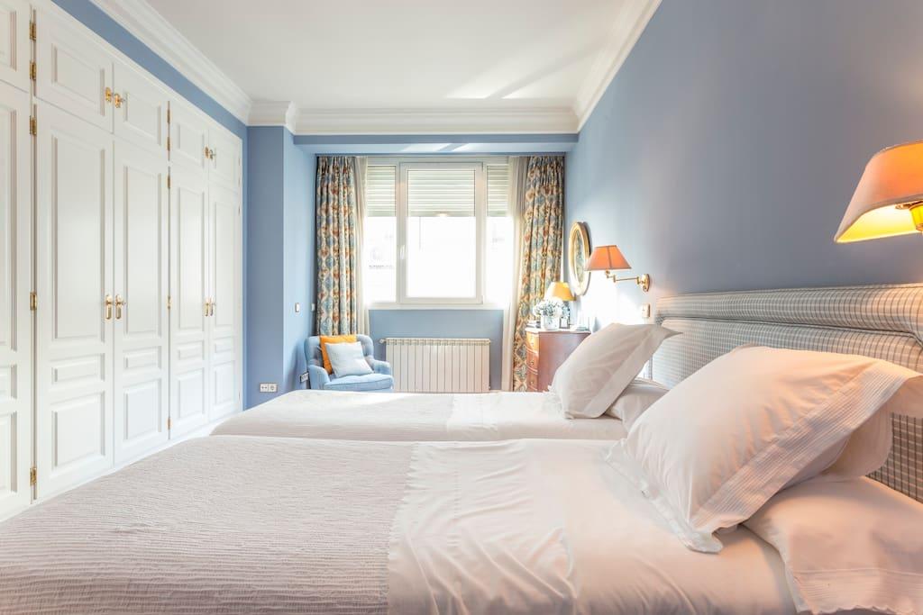 Habitaci n doble y desayuno a apartamentos en alquiler - Alquiler de habitacion en madrid ...