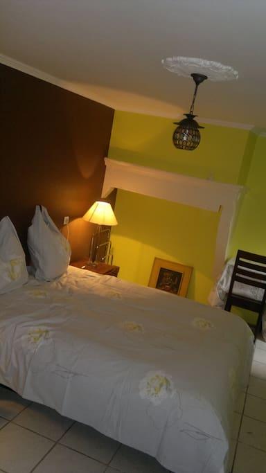 La chambre en version lit pour 2