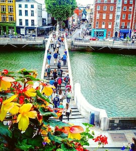 City Centre Apartment by the River - Dublin - Apartment