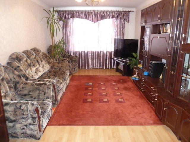 Трёхкомнатная квартира в Минске