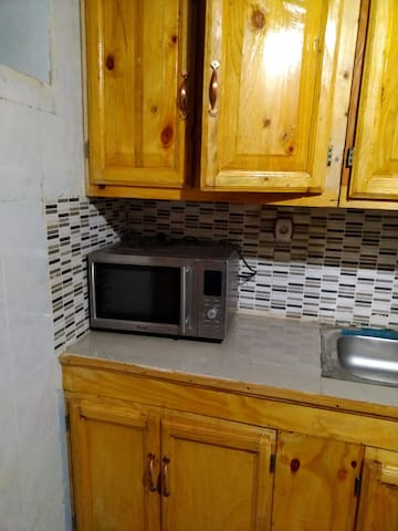 Beautiful and fully furnished in Zac Mbao, Senegal